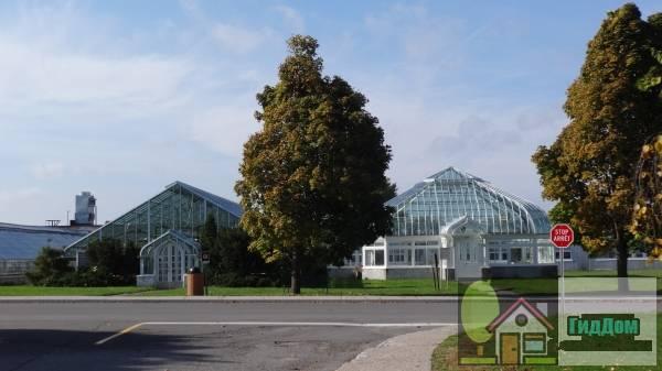 (Main Greenhouse Range)
