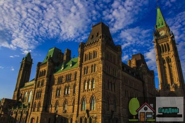 Парламентский холм ([[Parliament Hill]])