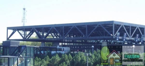 (VIA Rail Station)