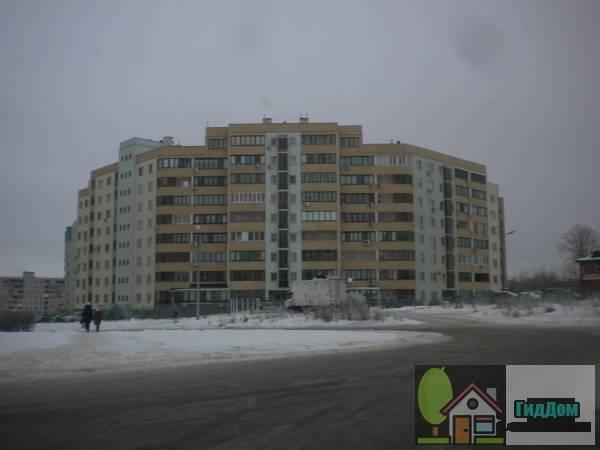 «Польский» жилой дом на улице Дзержинского