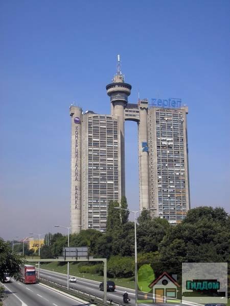 Западные ворота Белграда