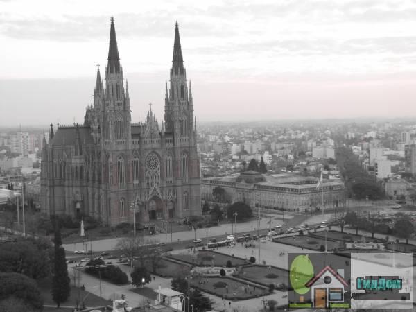 (Casco urbano fundacional de la Ciudad de La Plata)