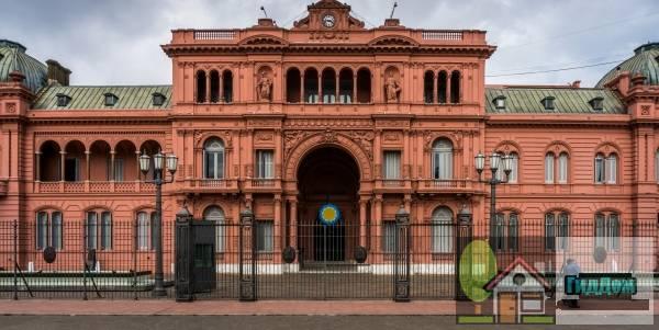 (Casa de Gobierno)