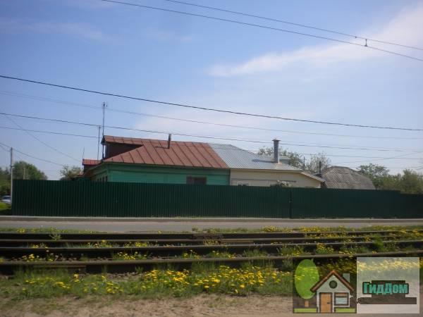 Частный жилой дом на улице Белинского