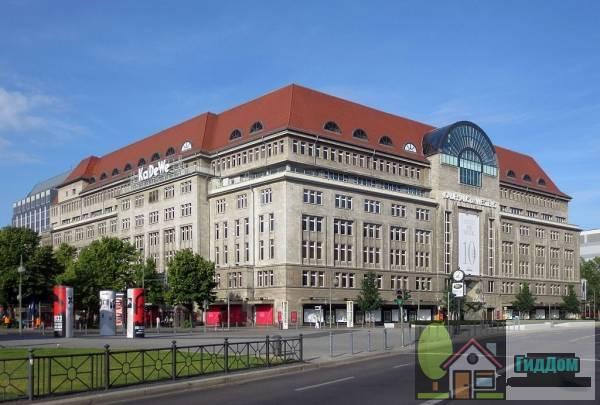 Шопинг-тур по Берлину. Лучшие места для покупок в столице Германии