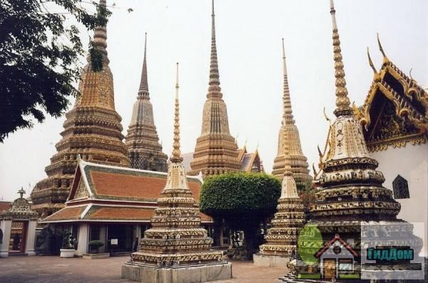 Буддистский монастырь Ват Пхо