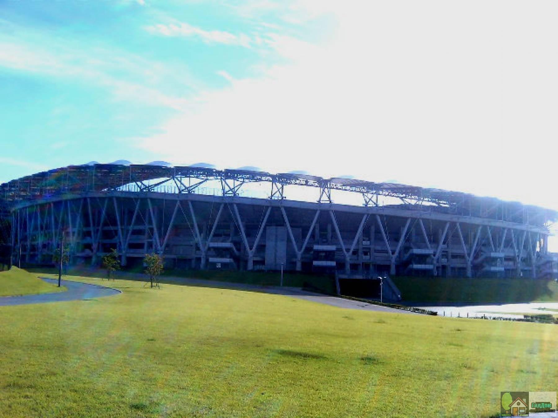 Стадион «Сидзуока Экопа»