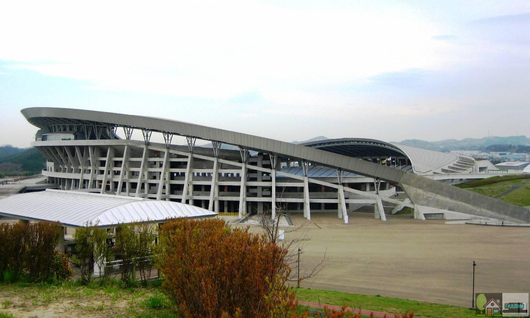 Стадион «Мияги»