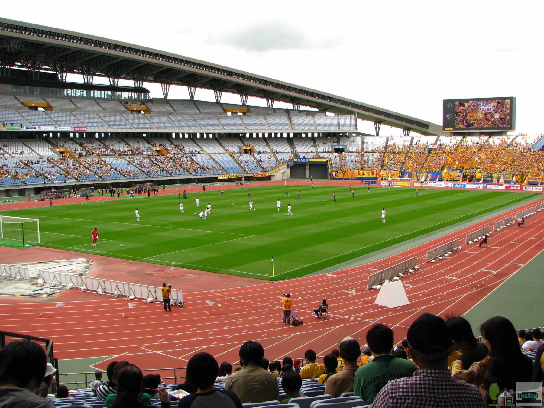 Стадион «Мияги» Файл загружен из открытых источников.