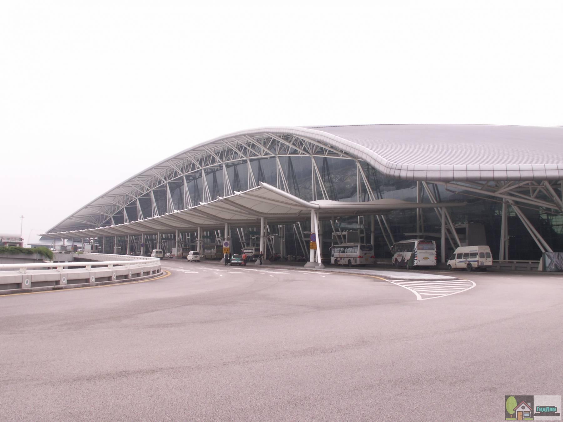 Международный аэропорт «Гуанчжоу Байюнь»