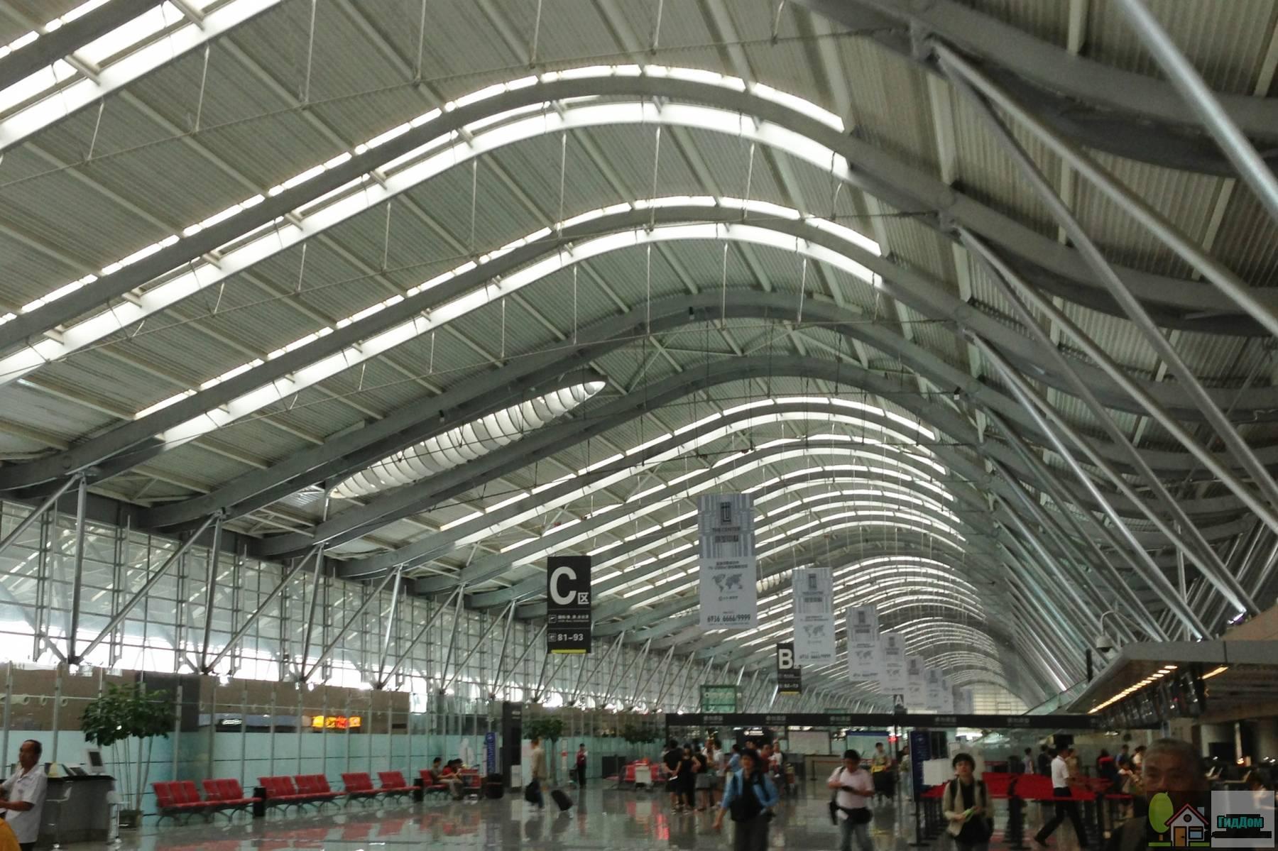 Международный аэропорт «Чжэнчжоу Синьчжэн»