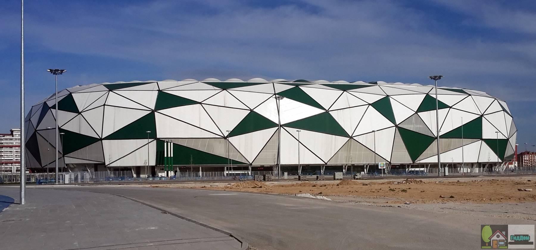Муниципальный стадион Коньи