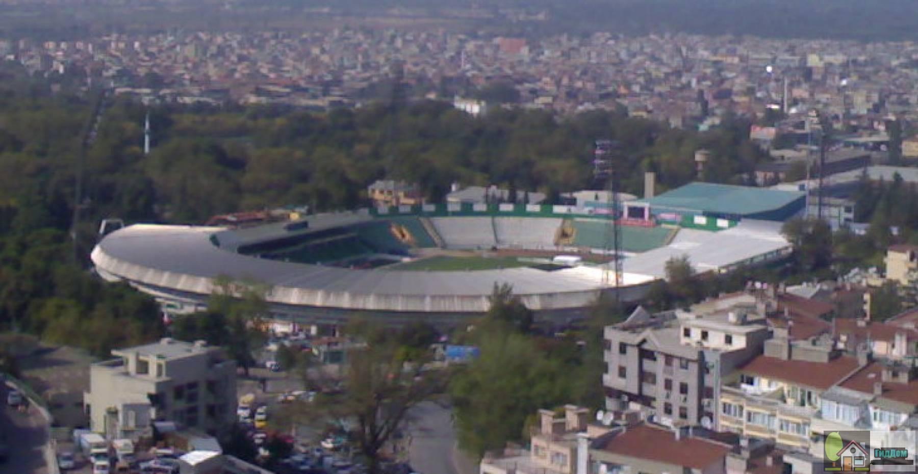 Стадион имени Ататюрка