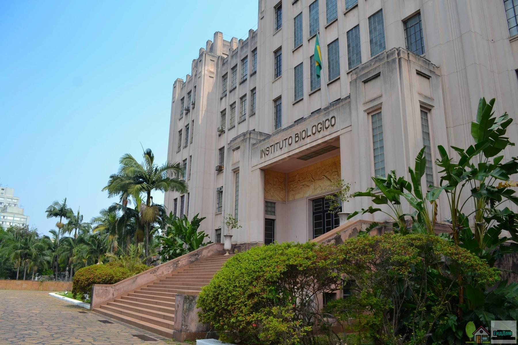 Биологический институт в Сан-Паулу
