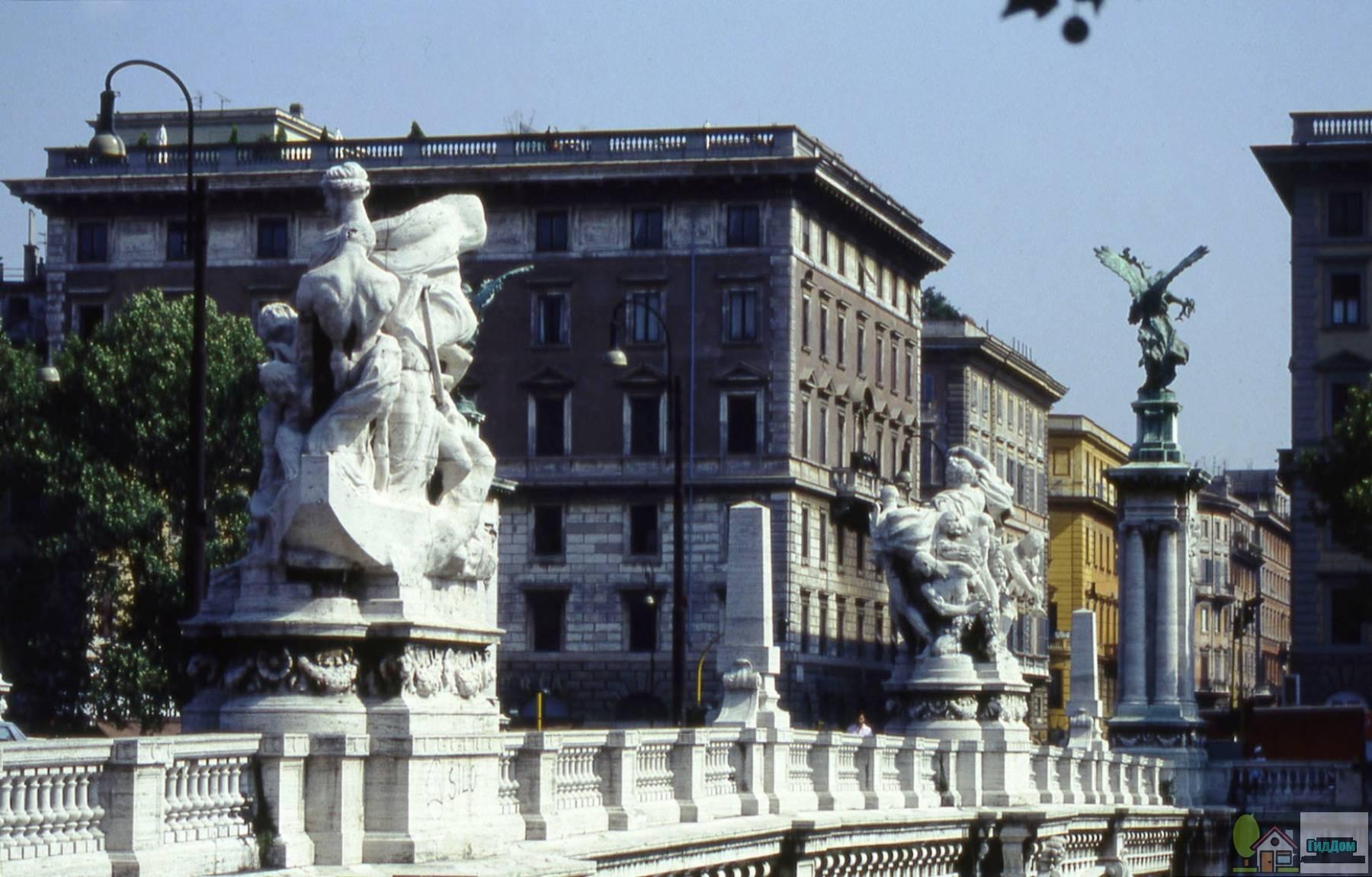Мост имени Витторио Эмануэле II