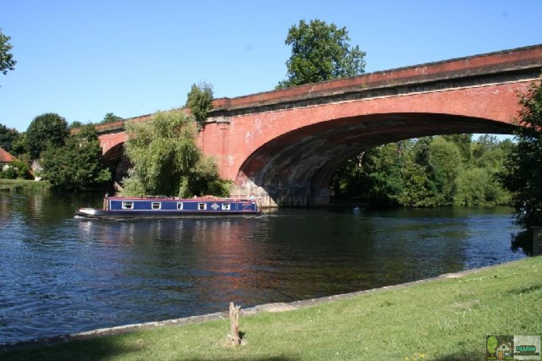 Мейденхидский железнодорожный мост через Темзу