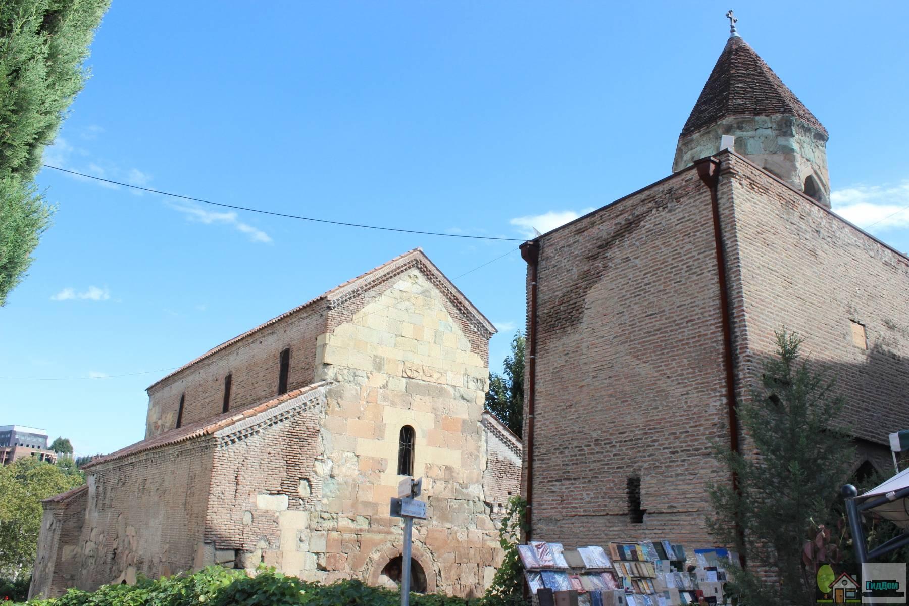Анчисхатская церковь Рождества Пресвятой Богородицы