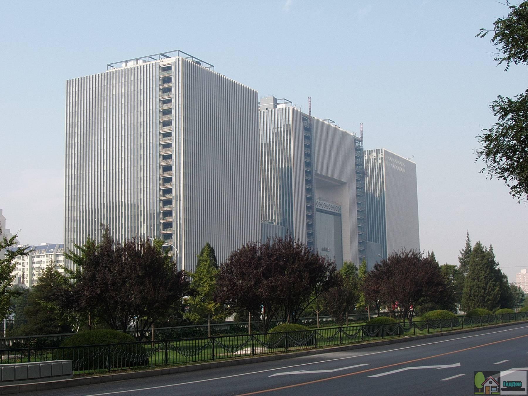 Китайская национальная нефтегазовая корпорация в Пекине