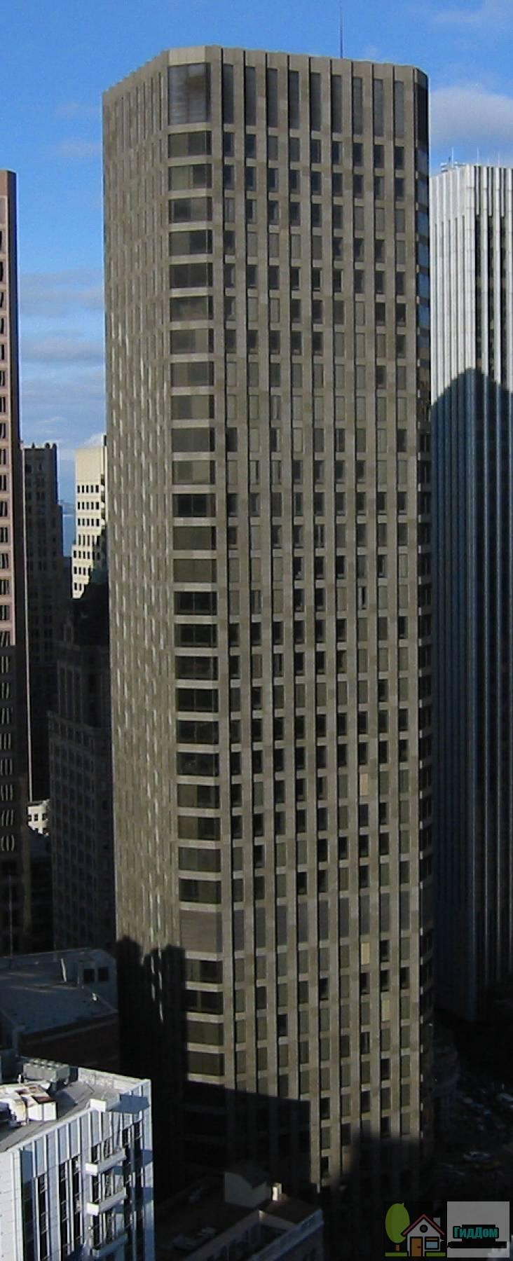 Головной офис корпорации МакКессон в Сан-Франциско