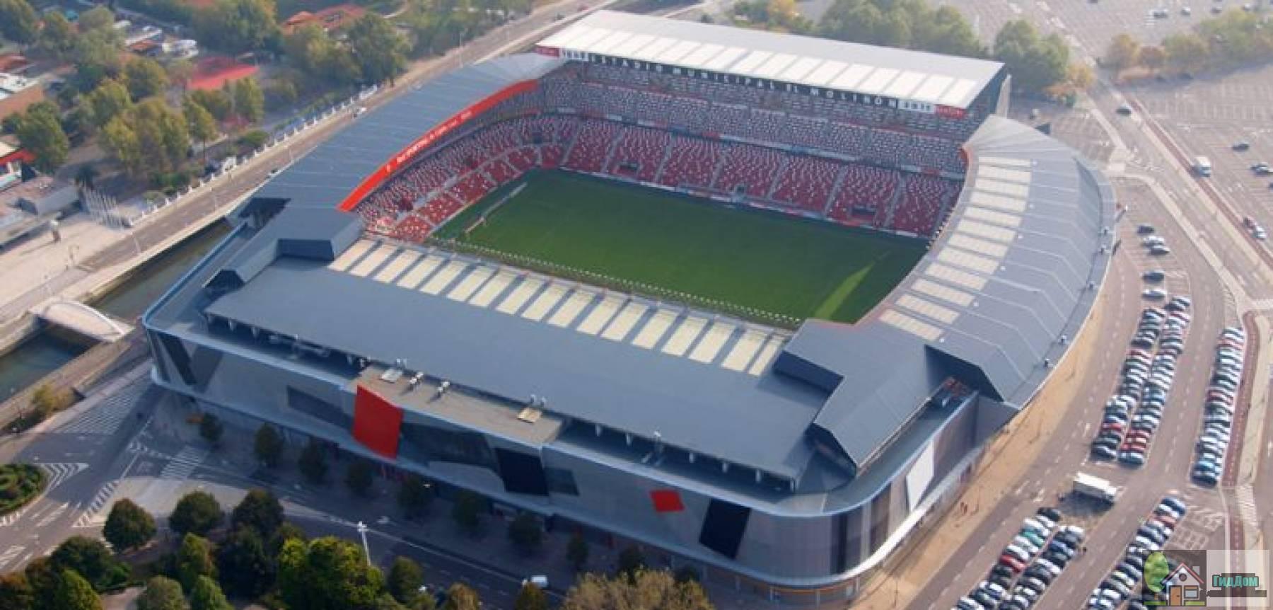 Стадион Эль-Молинон