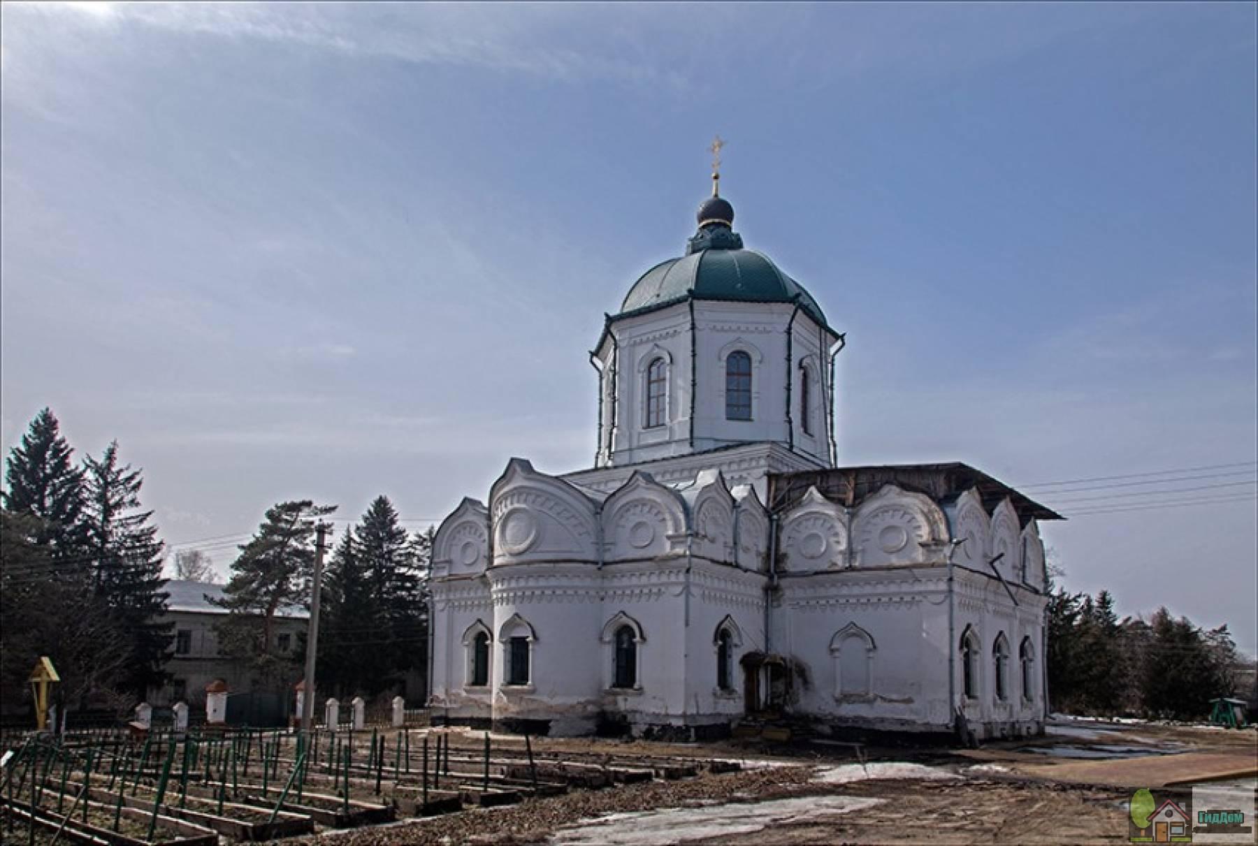 Толшевский Спасо-Преображенский женский монастырь Файл загружен из открытых источников.