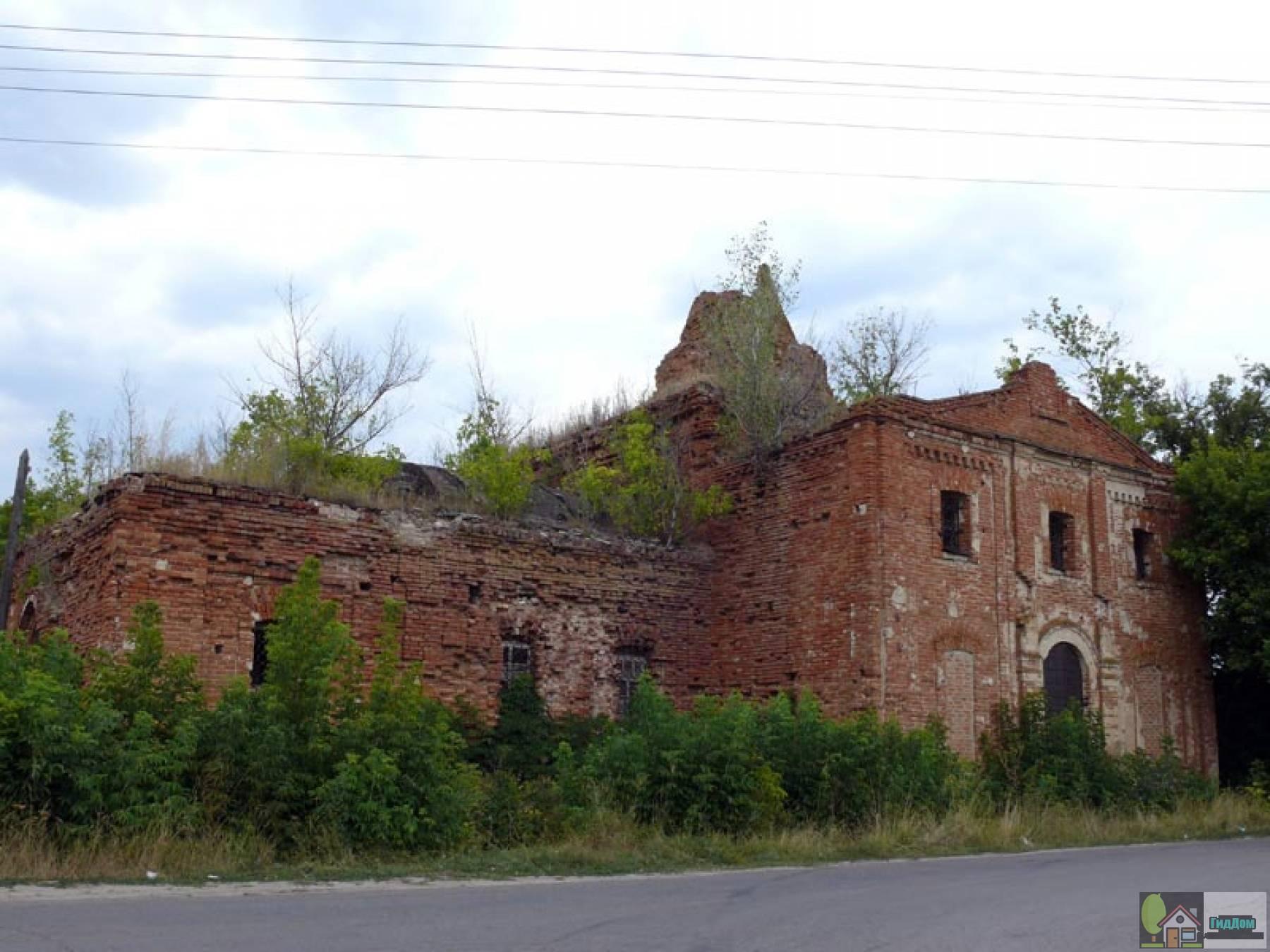 Церковь Чуда Михаила Архангела
