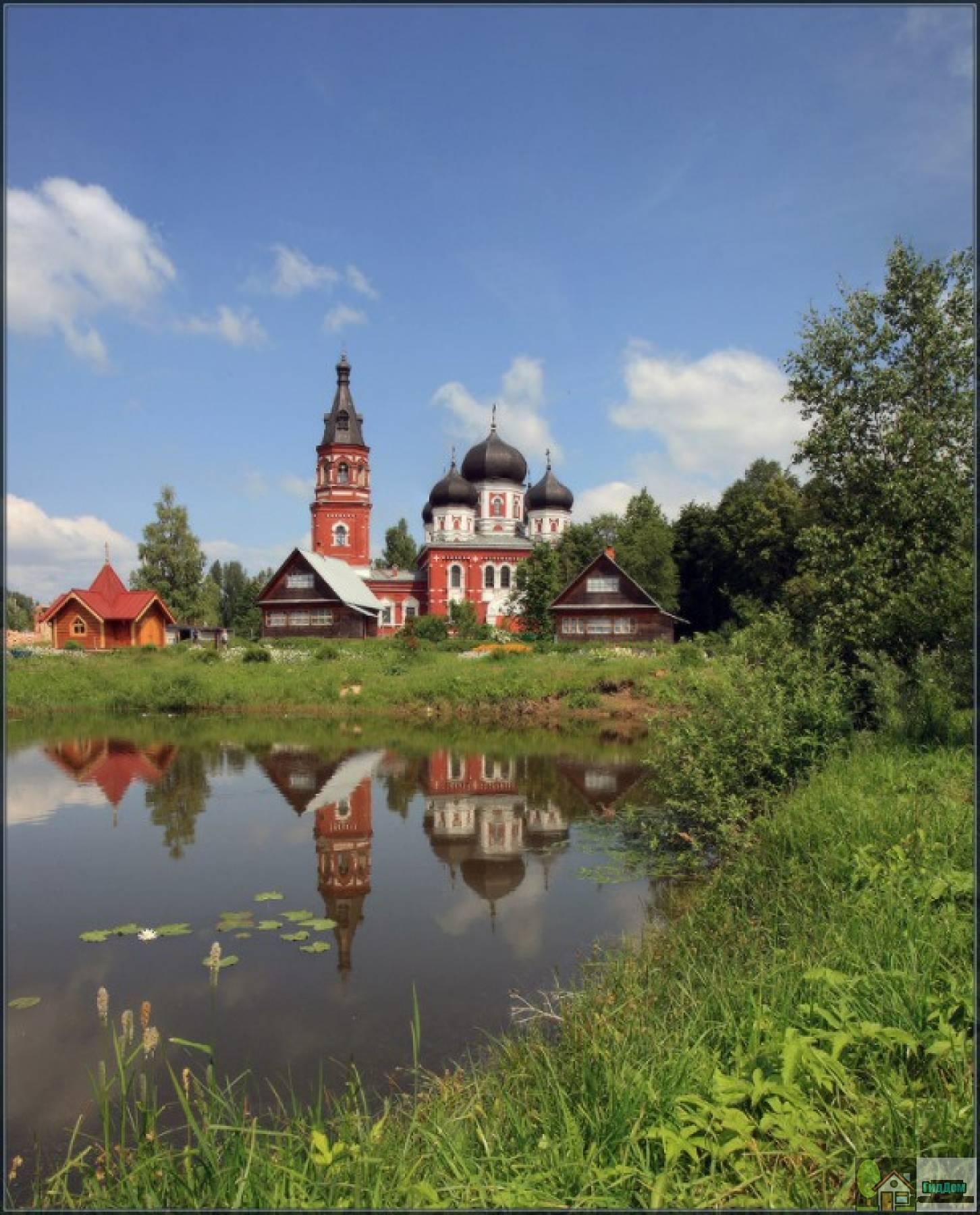 Александровский женский монастырь