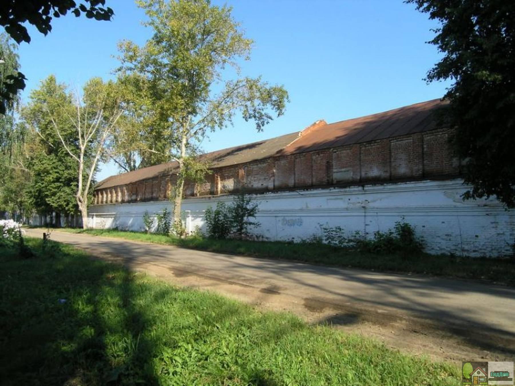 Алексеевский Новодевичий монастырь