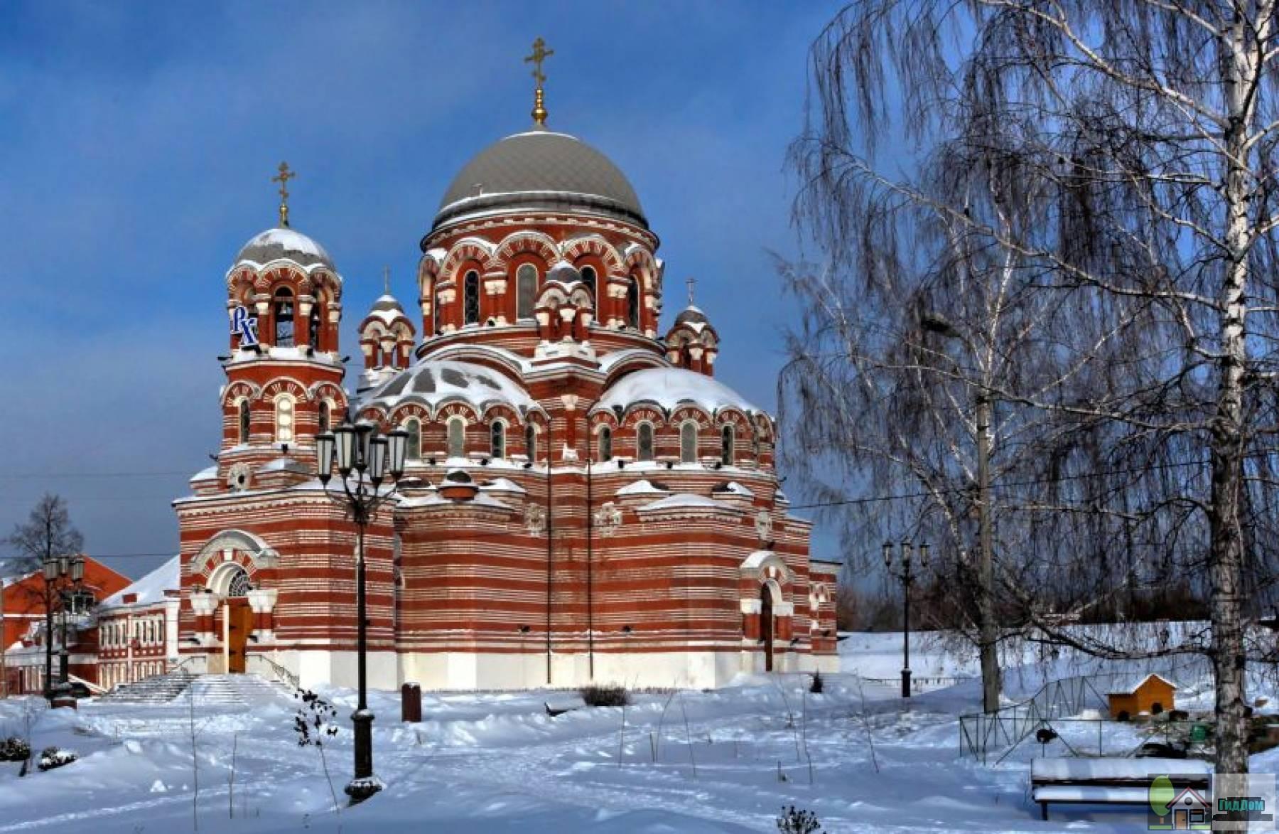 Церковь Троицы Живоначальной (в федеральной базе «Александра Невского и иконы Божией Матери «Знамение»»)