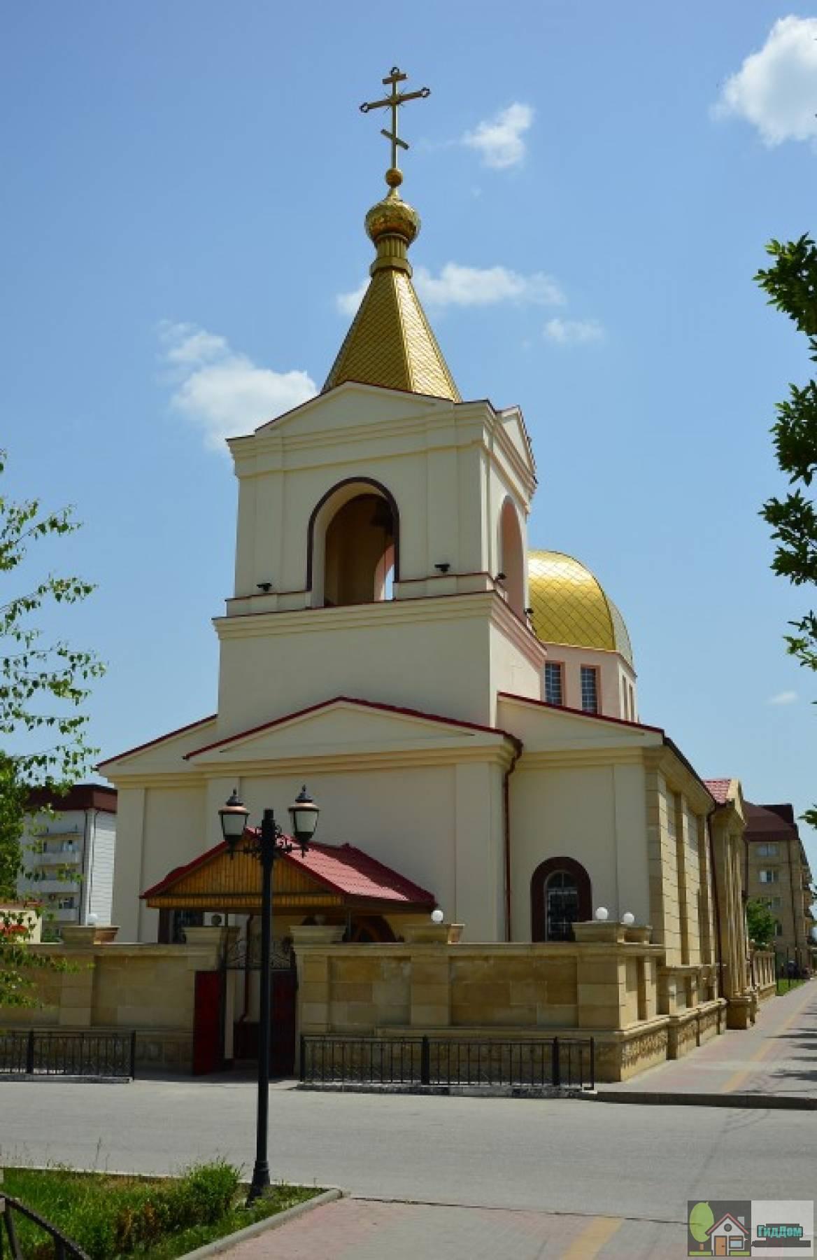Церковь Михаила Архангела Файл загружен из открытых источников.