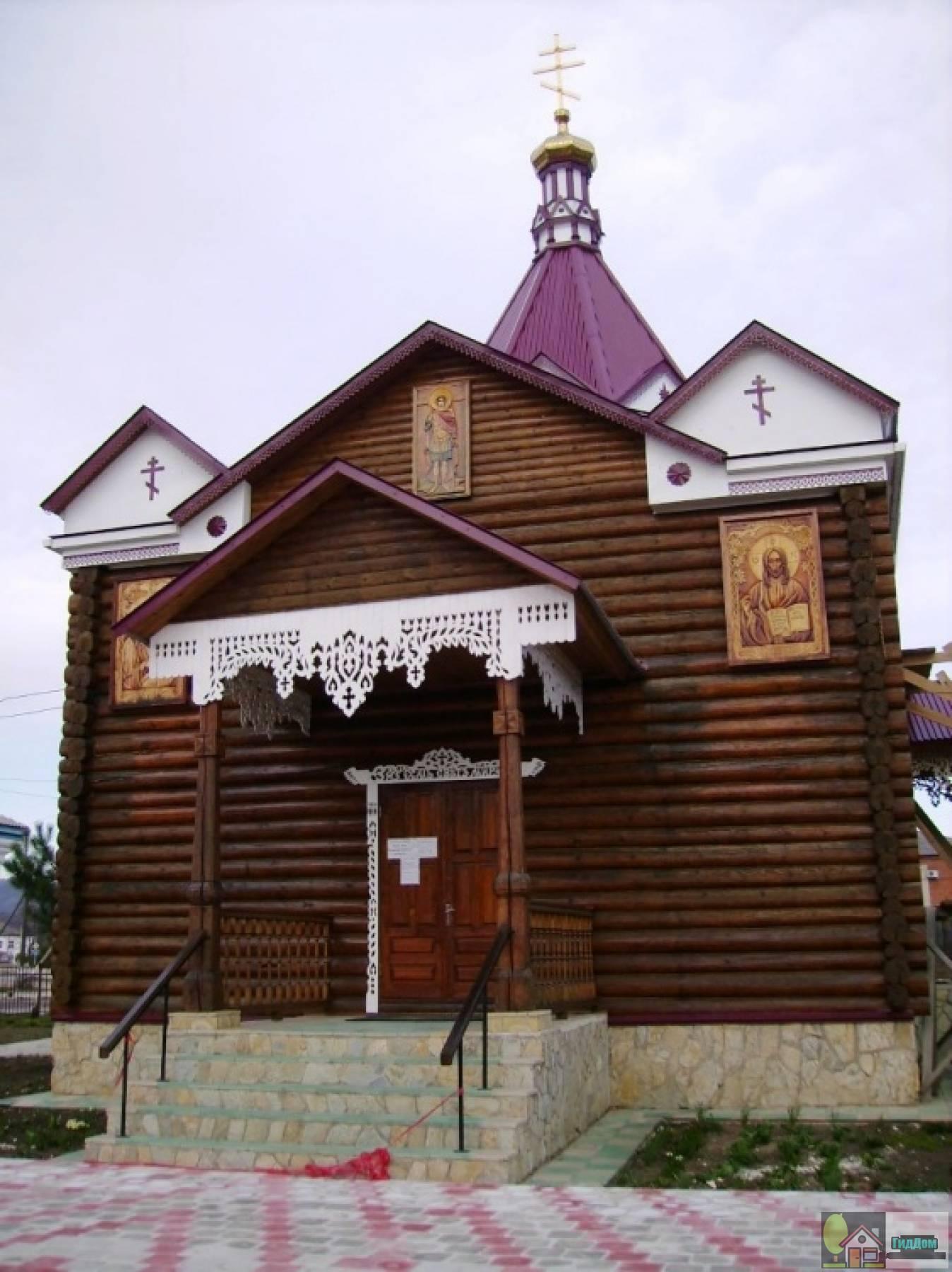 Церковь Димитрия Солунского Файл загружен из открытых источников.
