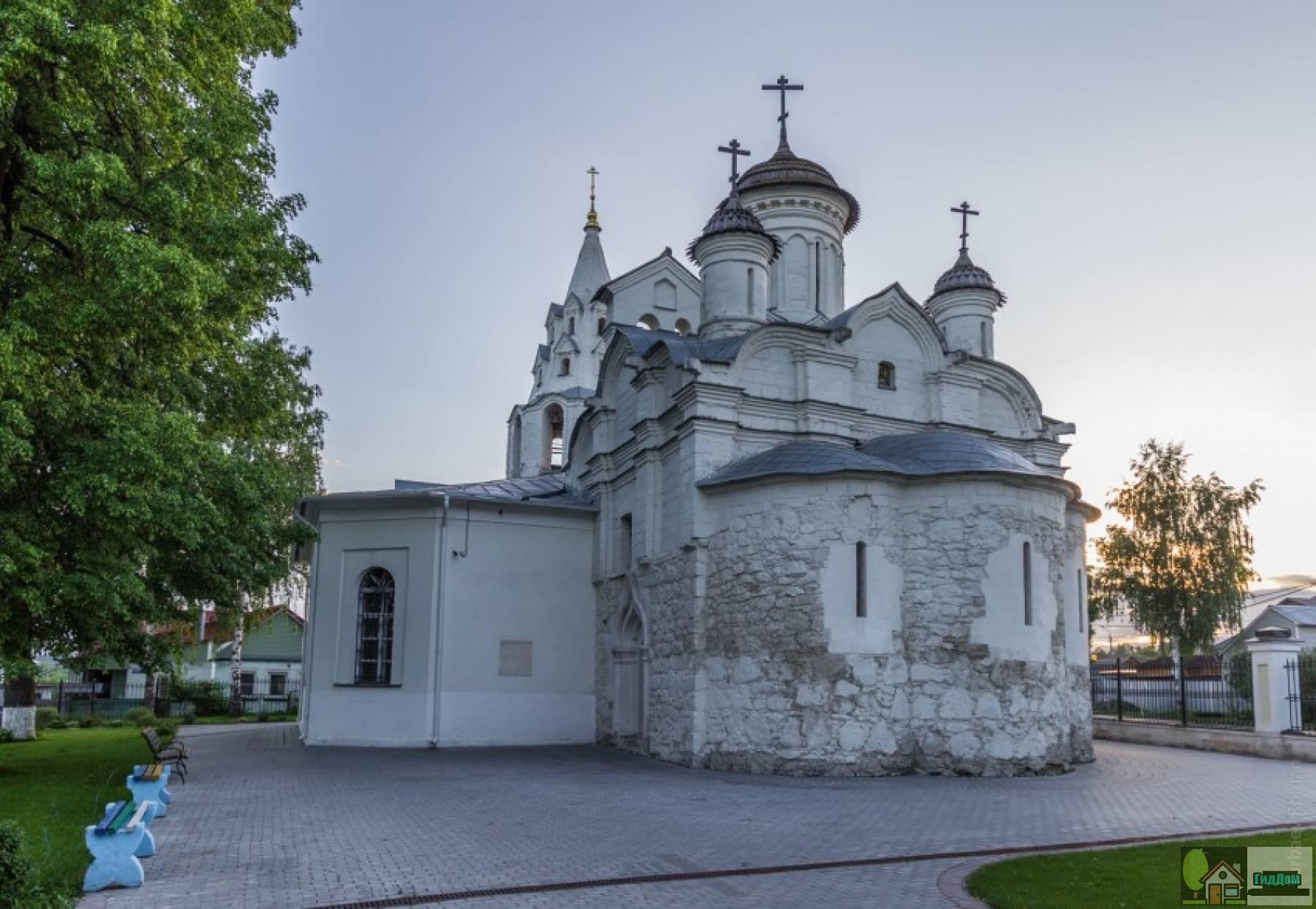 Церковь Иоанна Предтечи на Городище