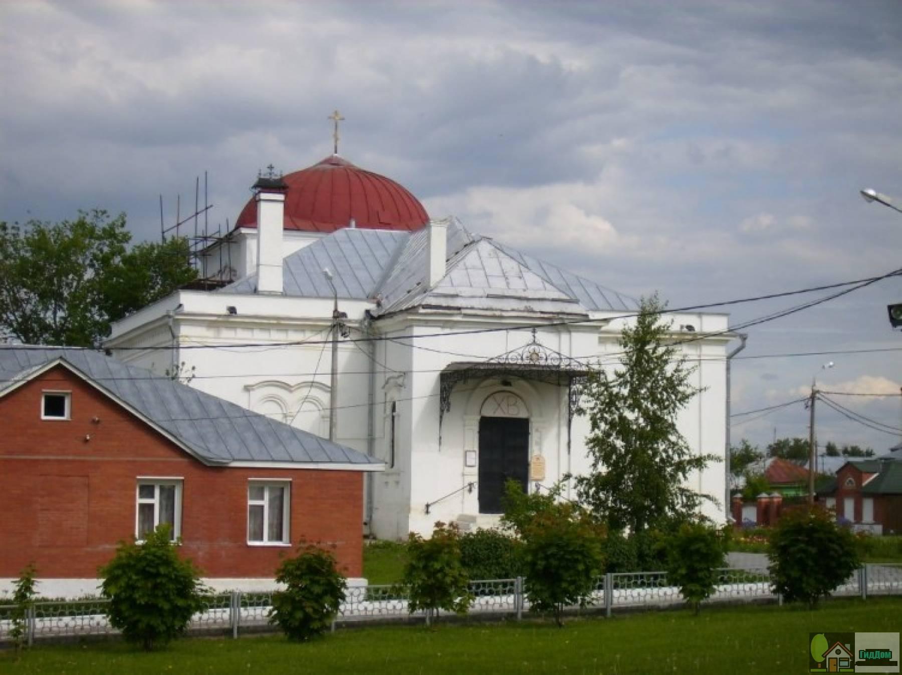 Церковь Николая Чудотворца (Николы Гостиного)