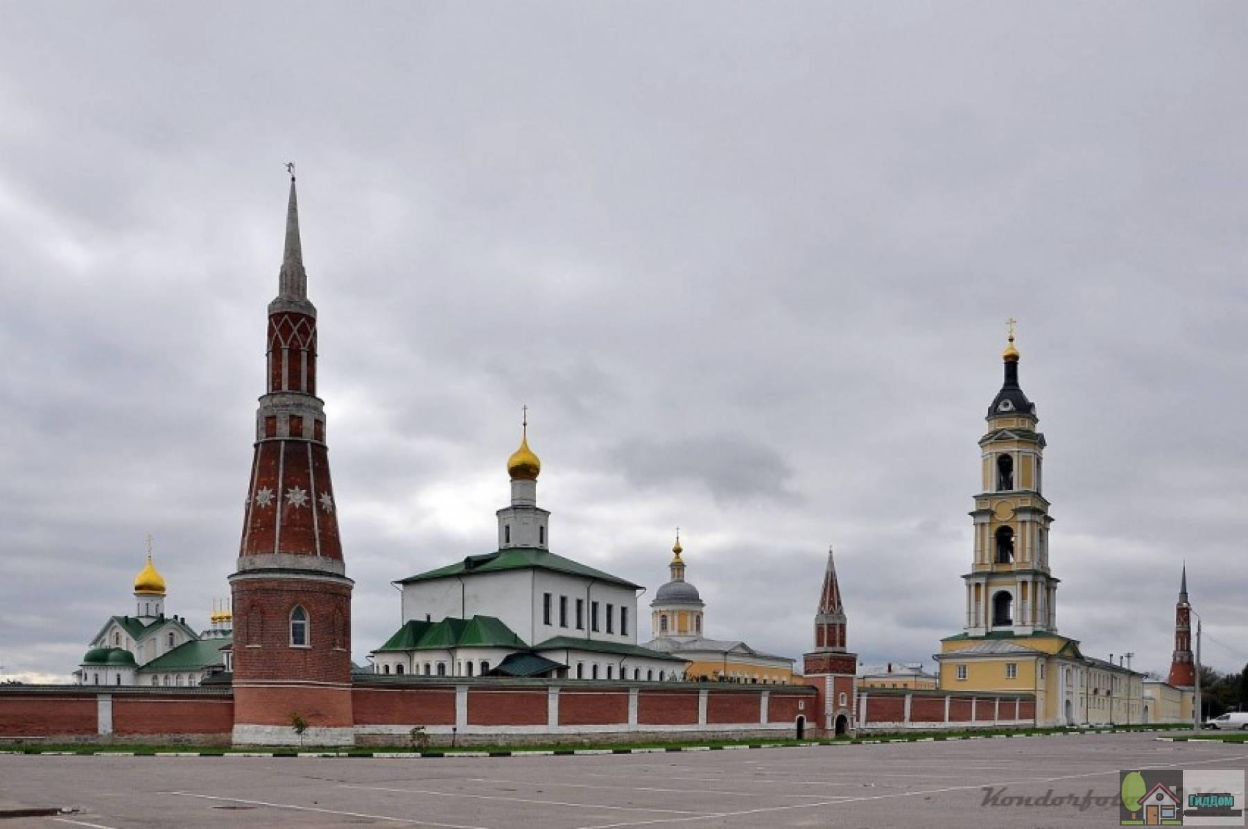 Старо-Голутвинский монастырь (Богоявленский Старо-Голутвин)