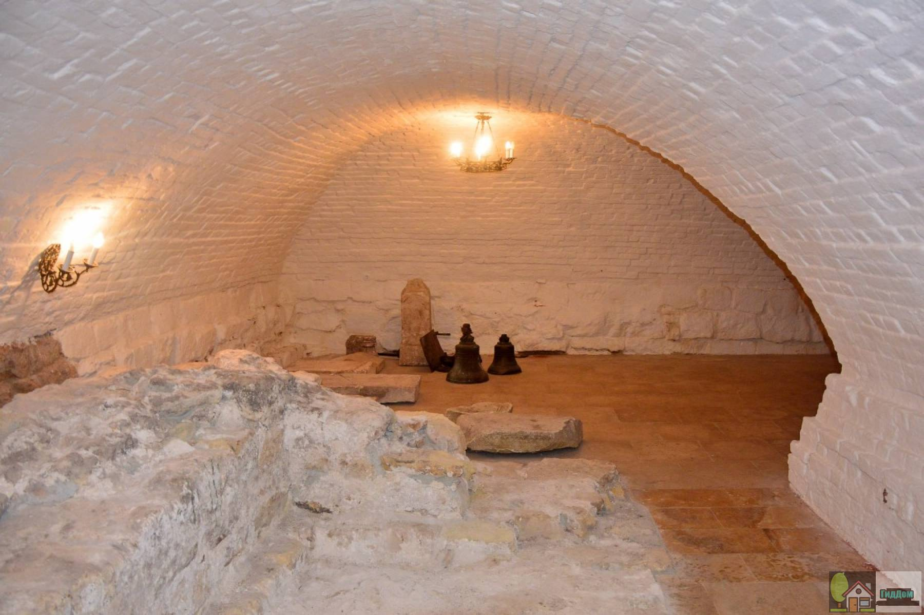 Собор Богоявления Господня Старо-Голутвина монастыря Файл загружен из открытых источников.