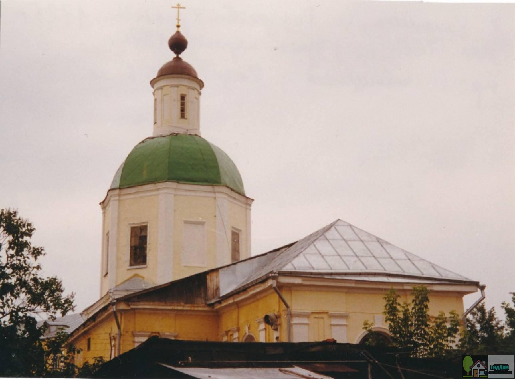 Церковь Рождества Христова Файл загружен из открытых источников.
