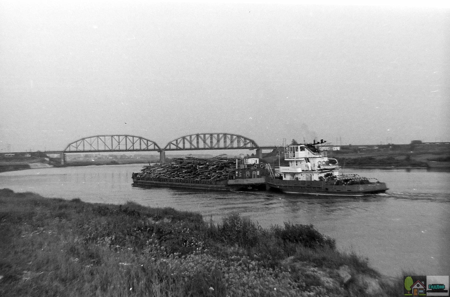 Москворецкий железнодорожный мост