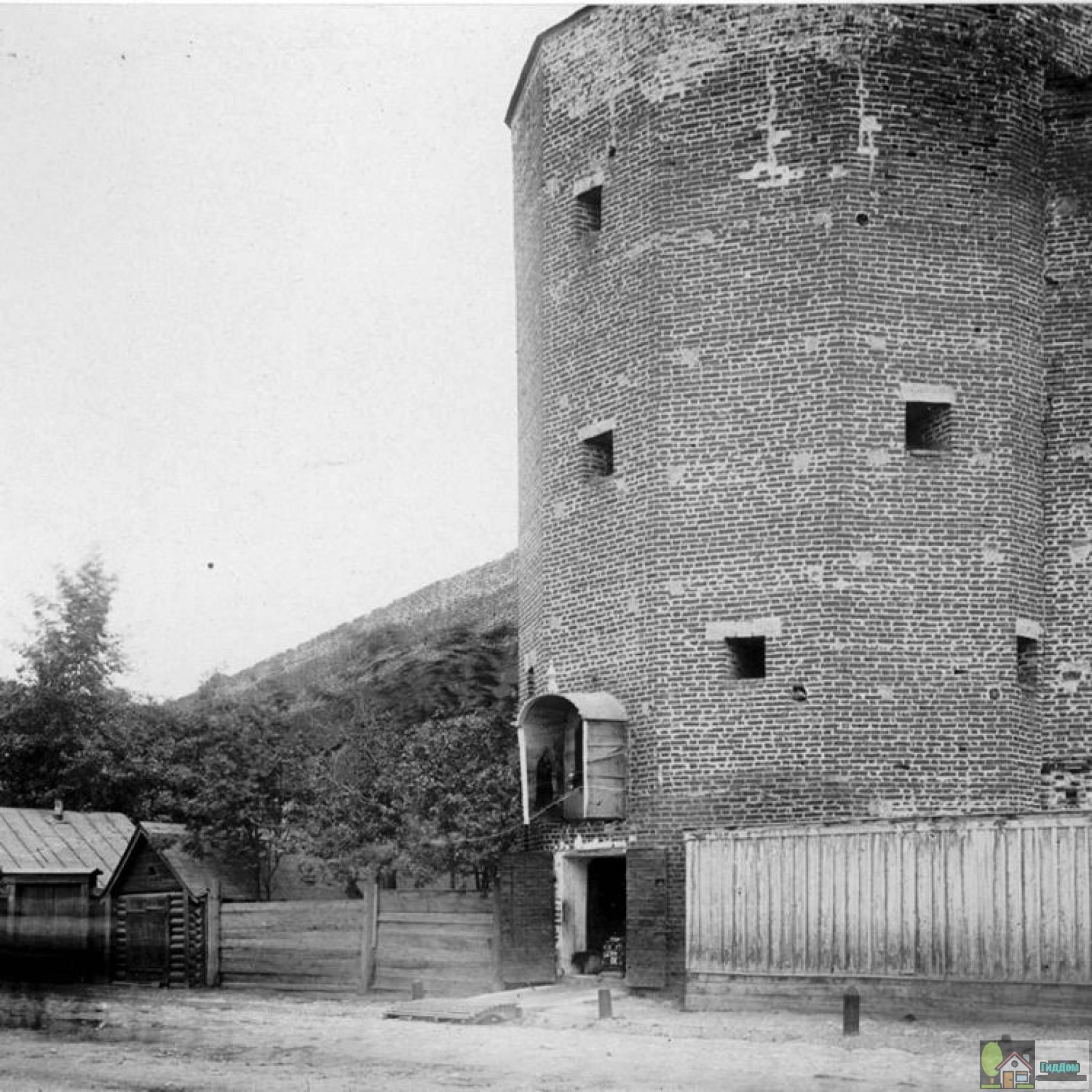 Башня Грановитая