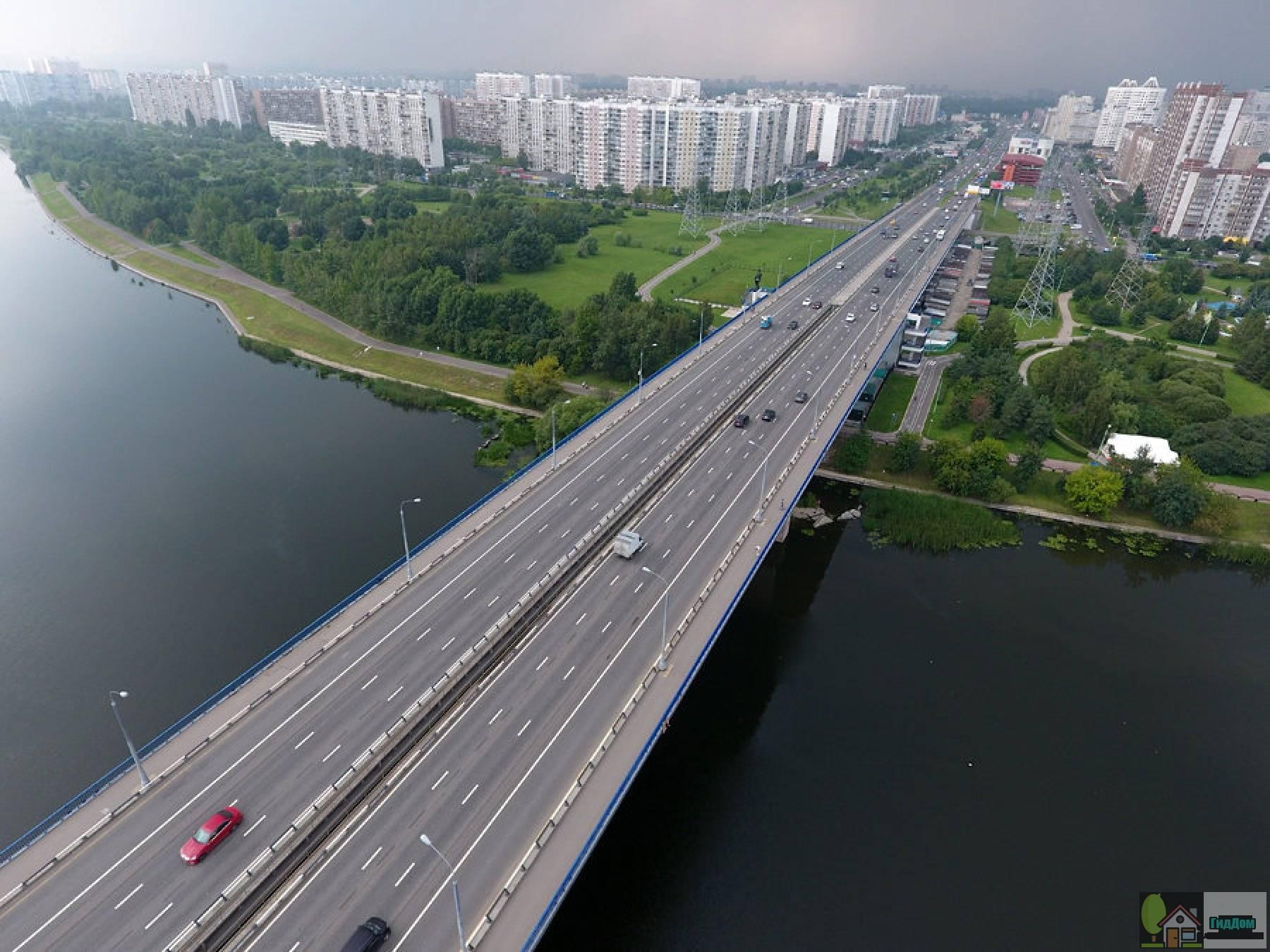 Братеевский мост