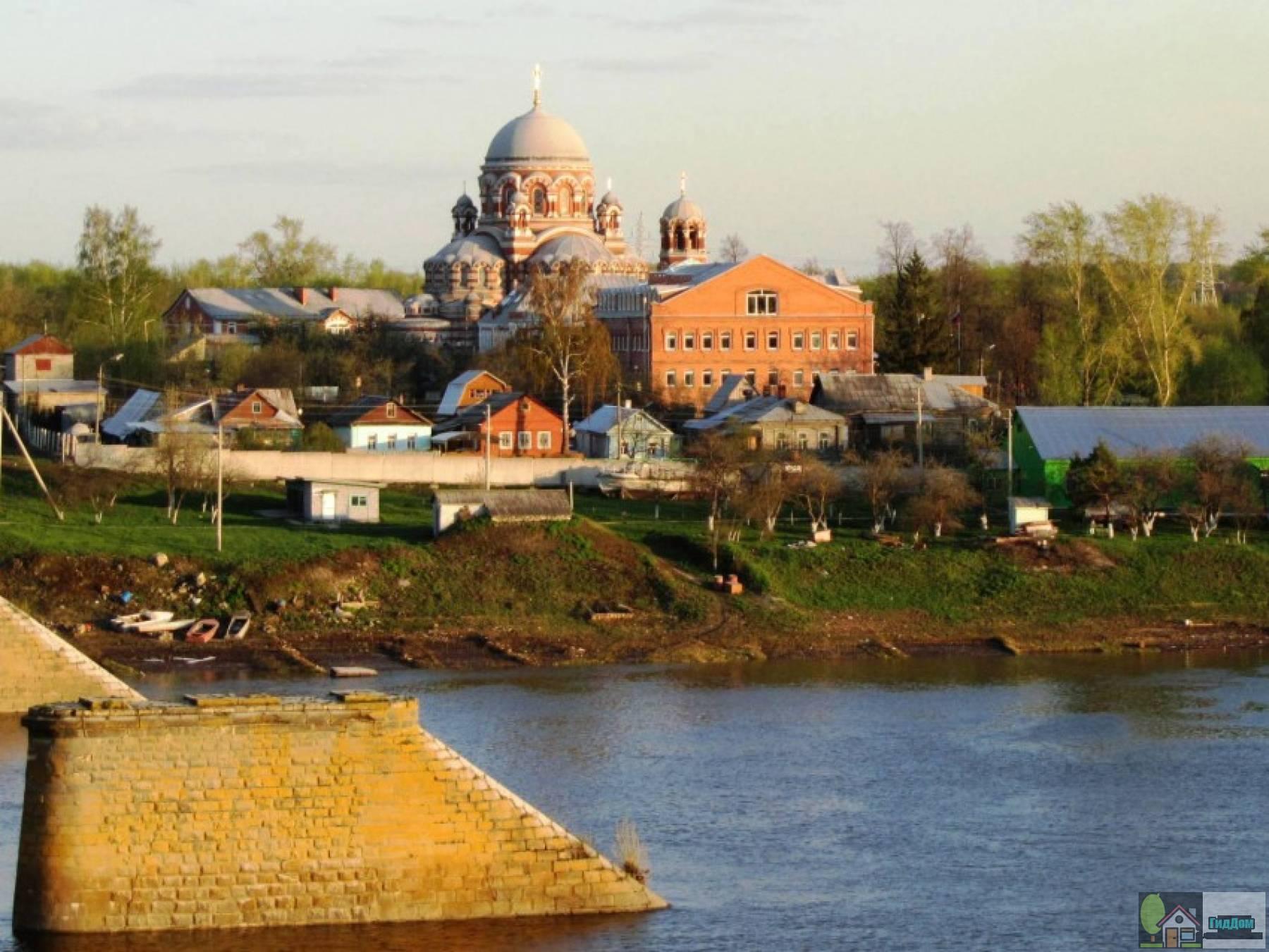 Троицкая церковь в Щурове