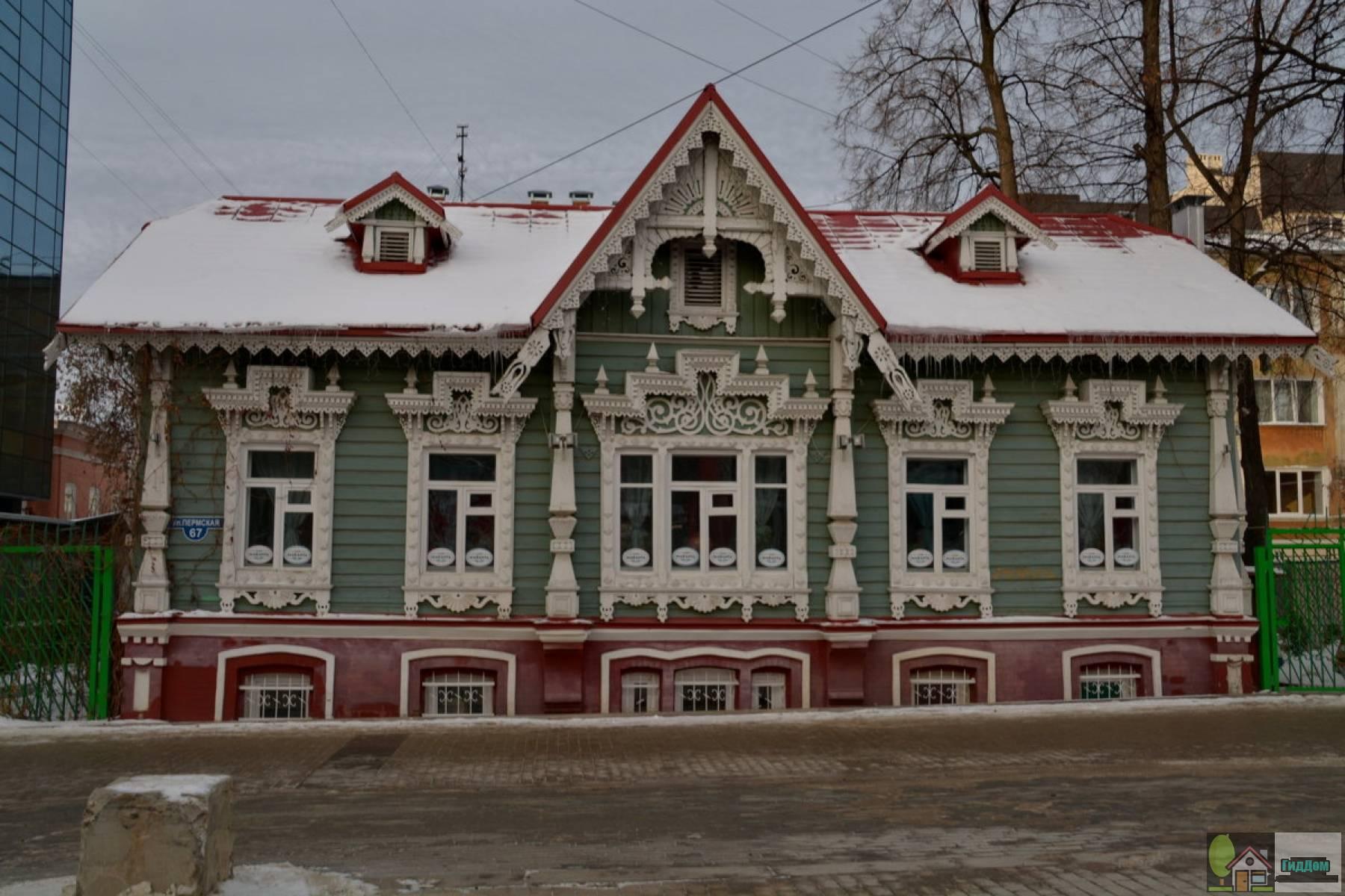 Особняк К.Ф. Токаревой