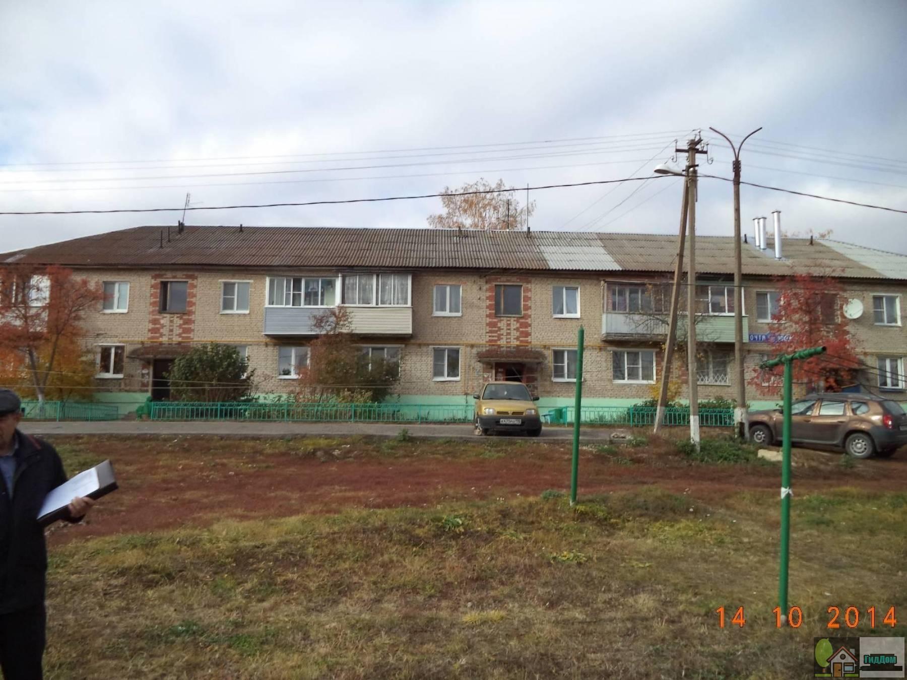 Жилой дом на Новой улице Акатьева