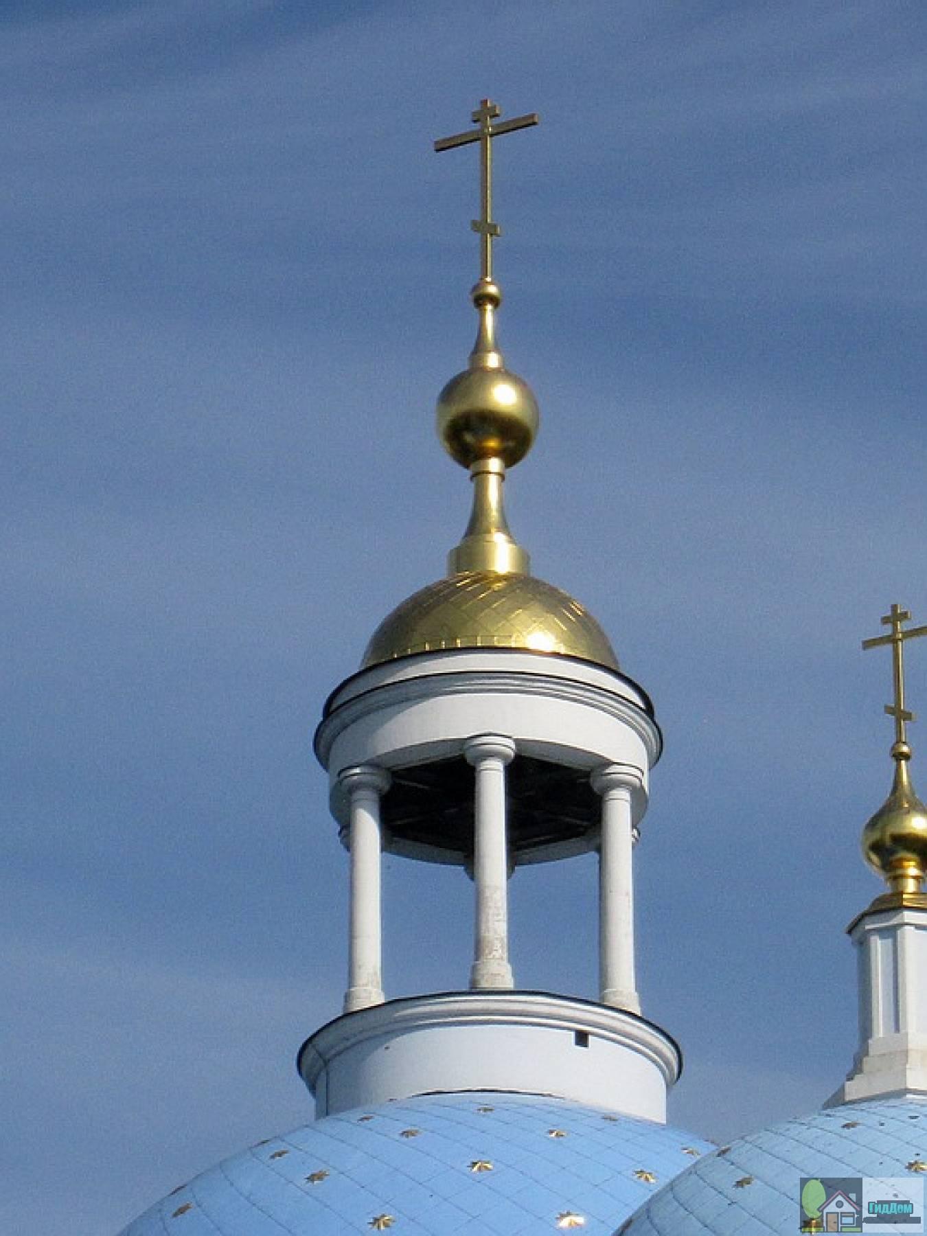 Собор Спаса Нерукотворного Образа Спасо-Влахернского монастыря