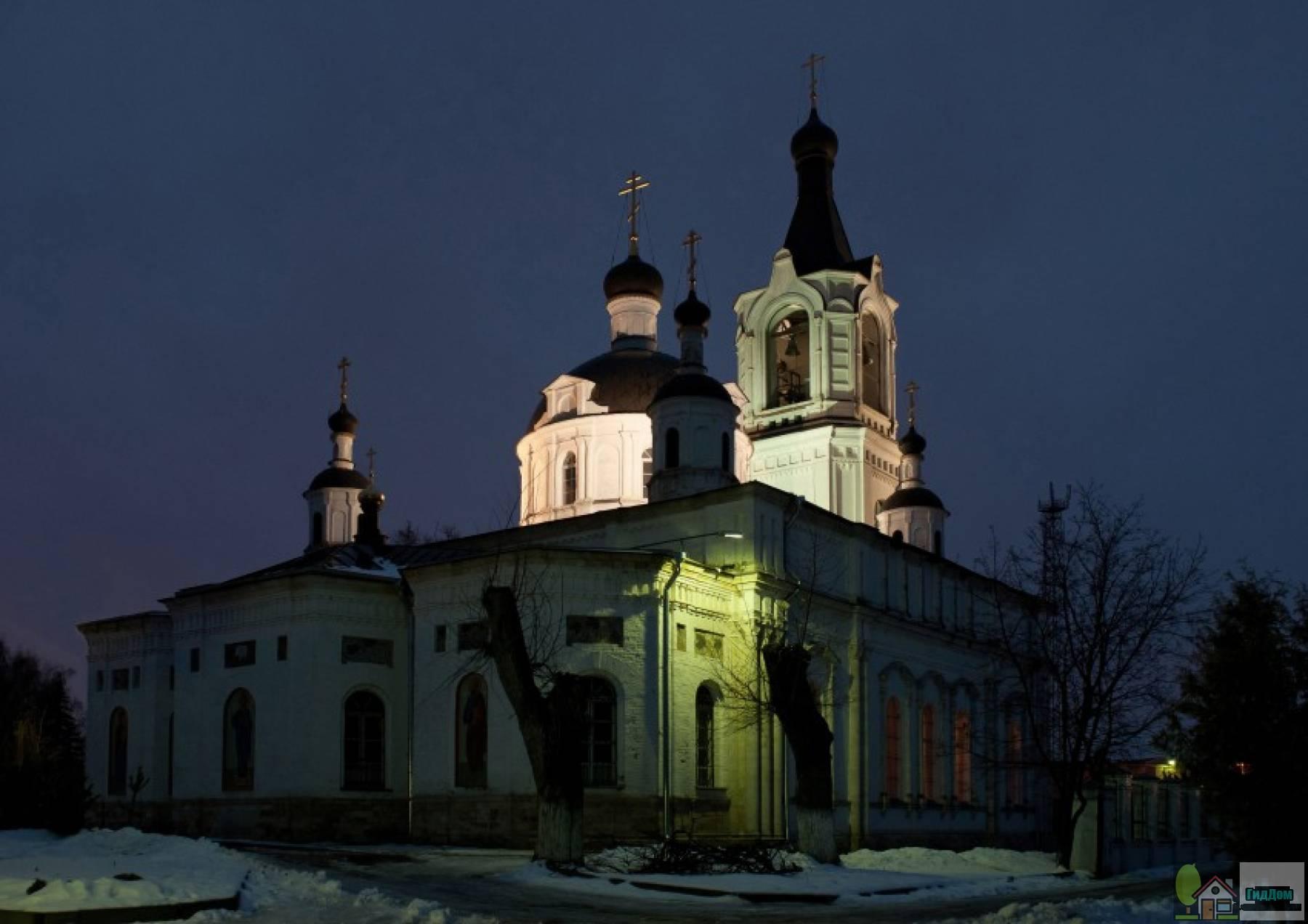 Церковь мучеников Флора и Лавра