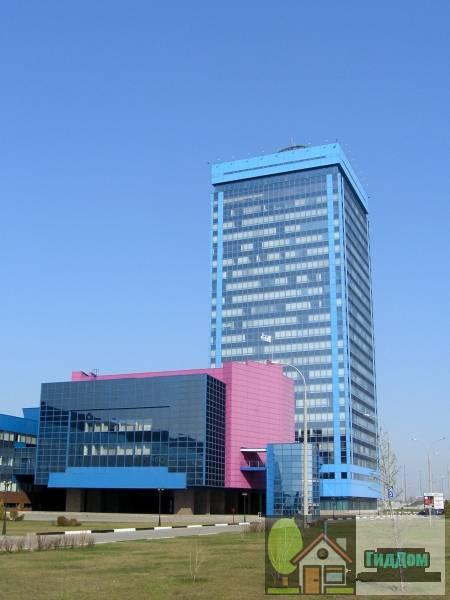 Здание заводоуправления АвтоВАЗа