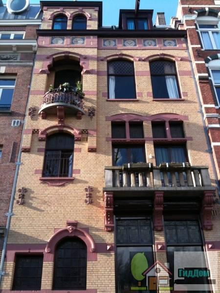 (Herenhuis in Eclectische stijl met invloeden van Neo-Venetiaanse stijl en Jugendstil)