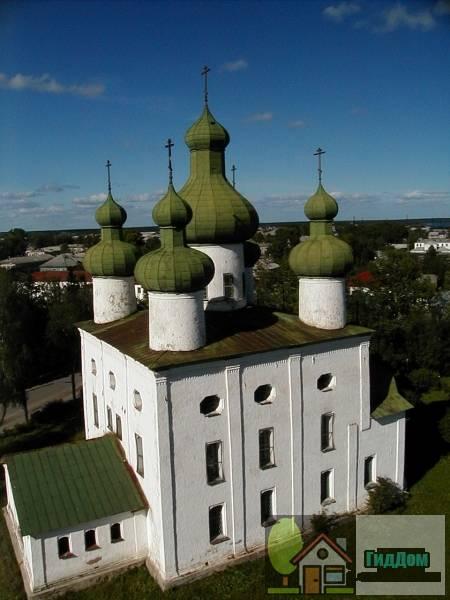 Церковь Рождества Иоанна Предтечи в Каргополе, Архангельская область