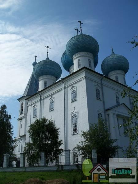 Церковь Михаила Архангела в Заостровье, Архангельская область