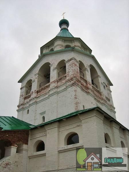 Антониево-Сийский монастырь, Архангельская область