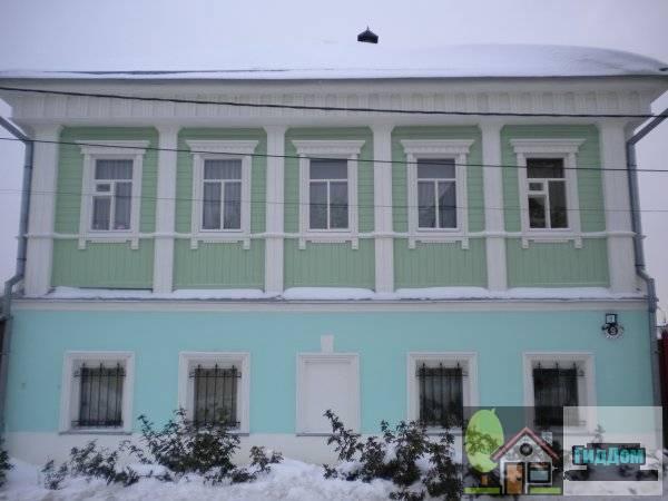 Улица Казакова, дом 9